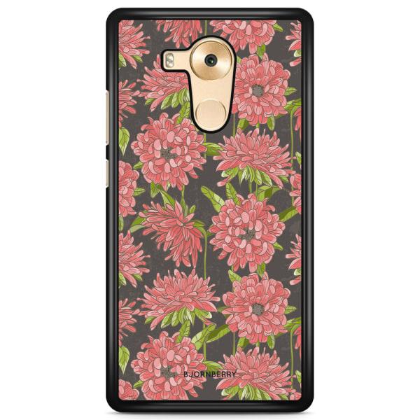 Bjornberry Skal Huawei Mate 9 - Blommigt Mönster
