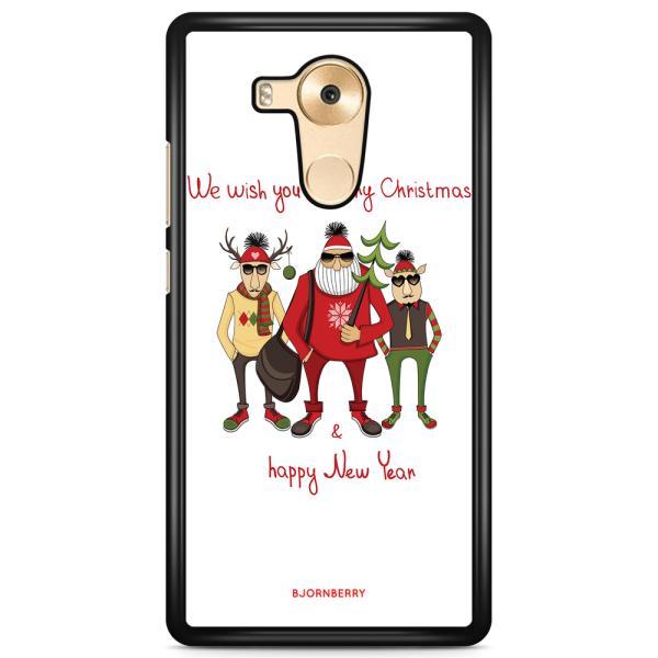 Bjornberry Skal Huawei Mate 9 Pro - Tre Julgubbar
