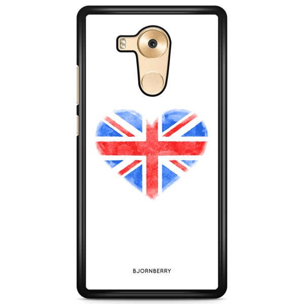 Bjornberry Skal Huawei Mate 9 - UK Hjärta