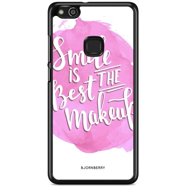 Bjornberry Skal Huawei P10 Lite - Smile Citat