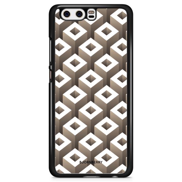 Bjornberry Skal Huawei P10 Plus - Geometriska mönster