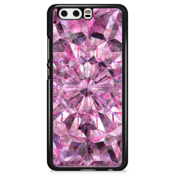 Bjornberry Skal Huawei P10 Plus - Rosa Kristaller