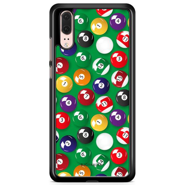 Bjornberry Skal Huawei P20 - Biljardbollar