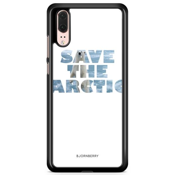 Bjornberry Skal Huawei P20 - Isbjörn Save the