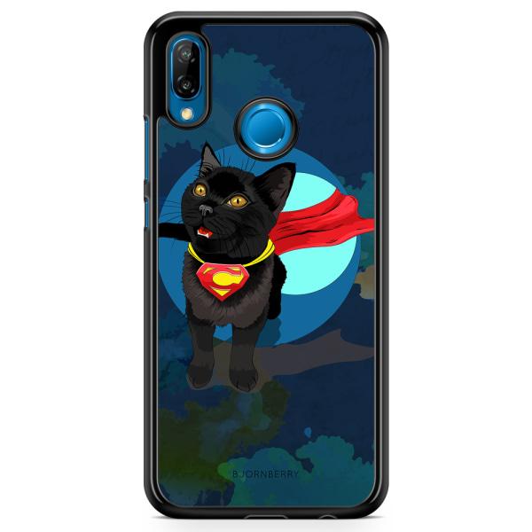 Bjornberry Skal Huawei P20 Lite - Super Katt