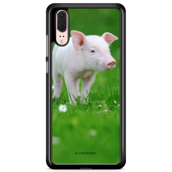 Bjornberry Skal Huawei P20 - Liten Gris