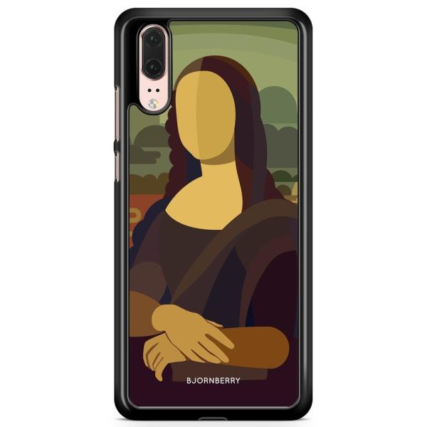 Bjornberry Skal Huawei P20 - Mona Lisa