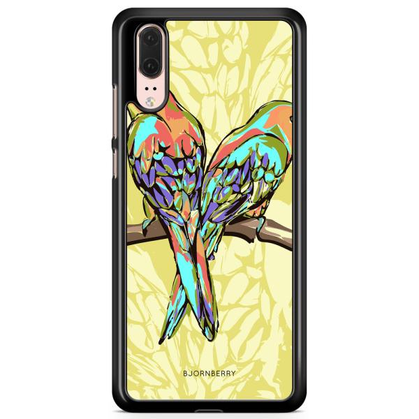 Bjornberry Skal Huawei P20 - Papegojor