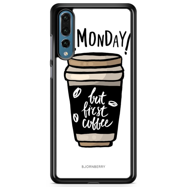 Bjornberry Skal Huawei P20 Pro - But First Coffee