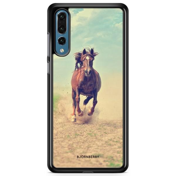 Bjornberry Skal Huawei P20 Pro - Häst