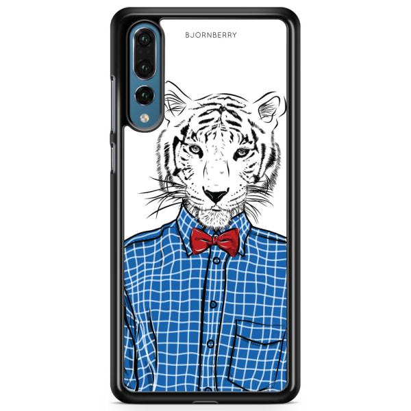 Bjornberry Skal Huawei P20 Pro - Hipster Tiger