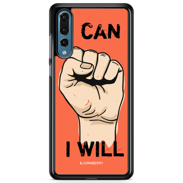 Bjornberry Skal Huawei P20 Pro - I CAN I WILL
