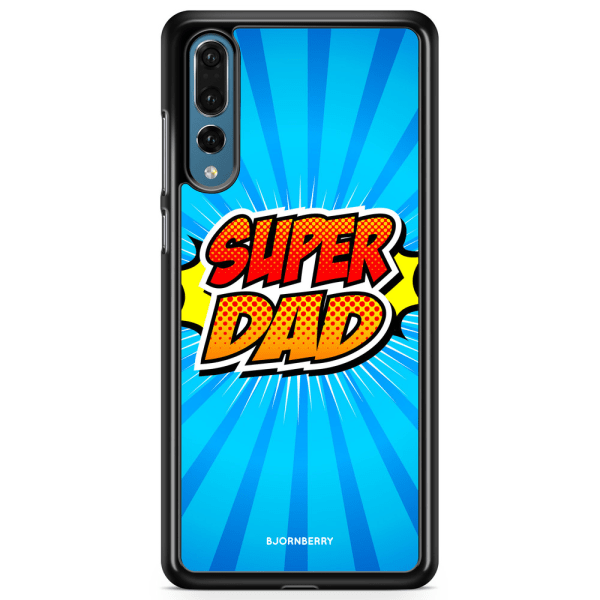 Bjornberry Skal Huawei P20 Pro - Super Dad