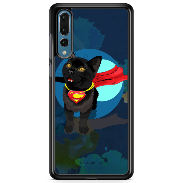 Bjornberry Skal Huawei P20 Pro - Super Katt