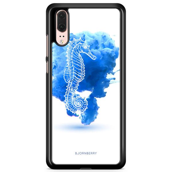 Bjornberry Skal Huawei P20 - Sjöhäst Blå