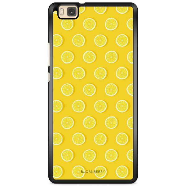 Bjornberry Skal Huawei P8 Lite - Citroner
