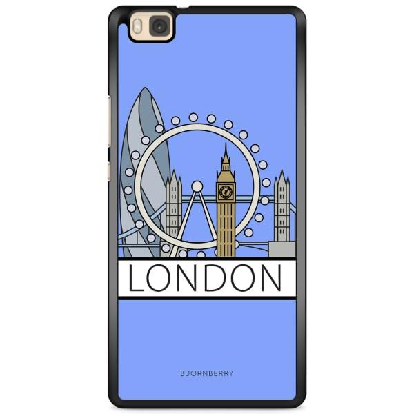 Bjornberry Skal Huawei P8 Lite - LONDON