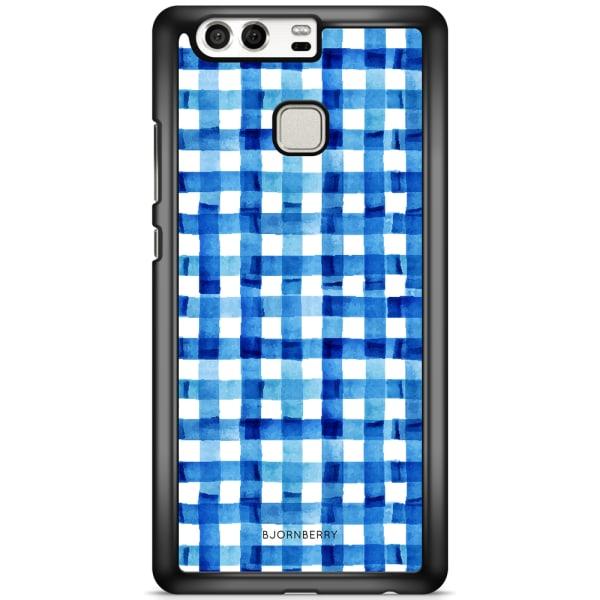 Bjornberry Skal Huawei P9 - Blå Ränder