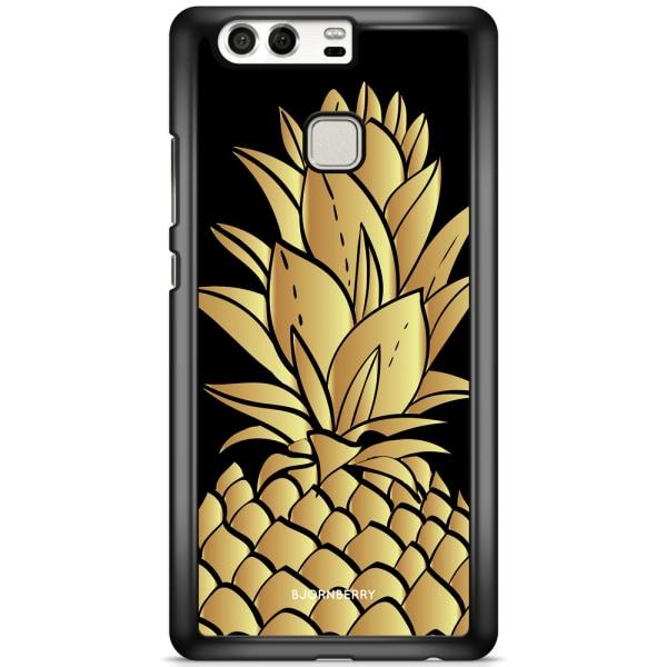 Bjornberry Skal Huawei P9 - Guldig Ananas