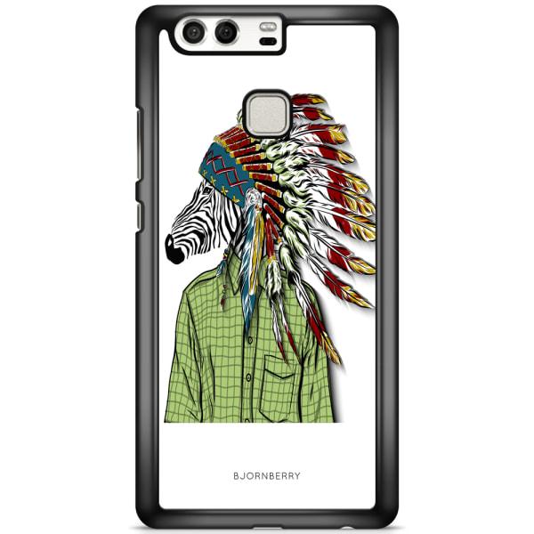 Bjornberry Skal Huawei P9 - Hipster Zebra