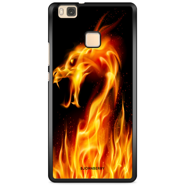Bjornberry Skal Huawei P9 Lite - Flames Dragon
