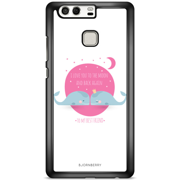 Bjornberry Skal Huawei P9 - Love You To The Moon