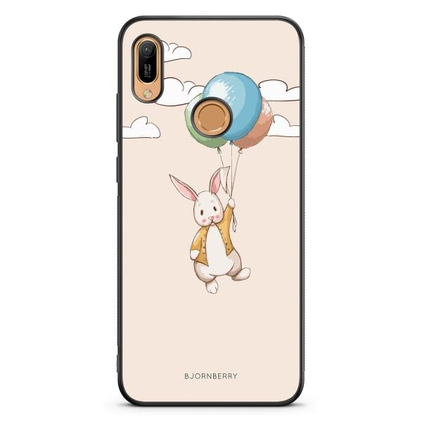 Bjornberry Skal Huawei Y6 2019 - Söt Kanin