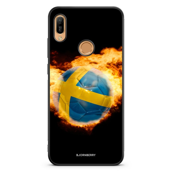 Bjornberry Skal Huawei Y6 2019 - Sverige Fotboll