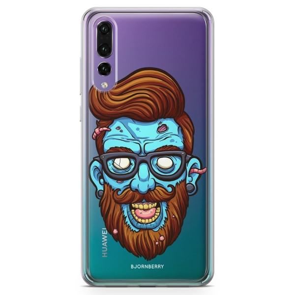 Bjornberry Skal Hybrid Huawei P20 Pro - Zombie Hipster