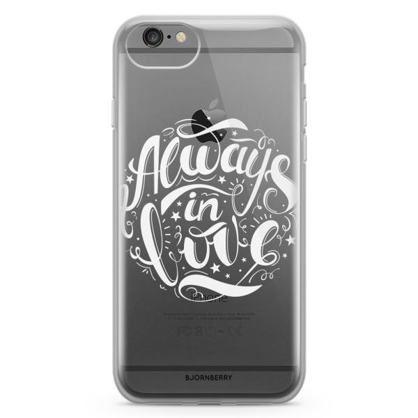 Bjornberry Skal Hybrid iPhone 6/6s - Always In Love