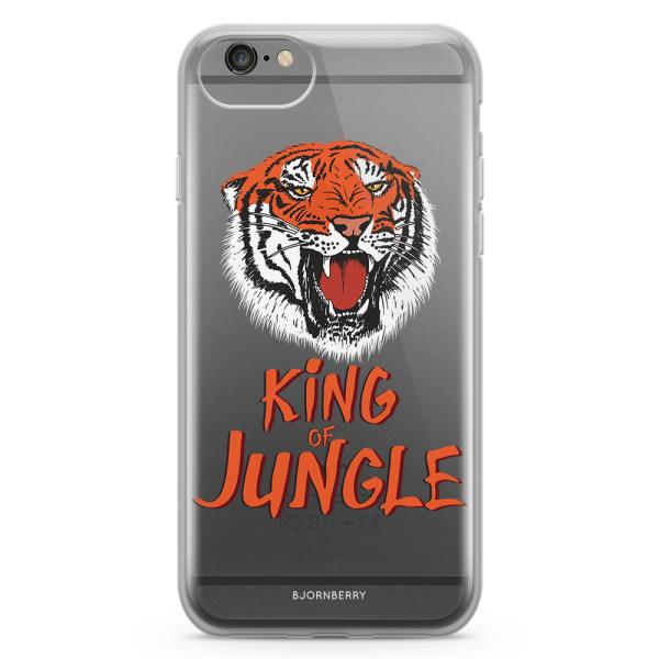 Bjornberry Skal Hybrid iPhone 6/6s - King of Jungle