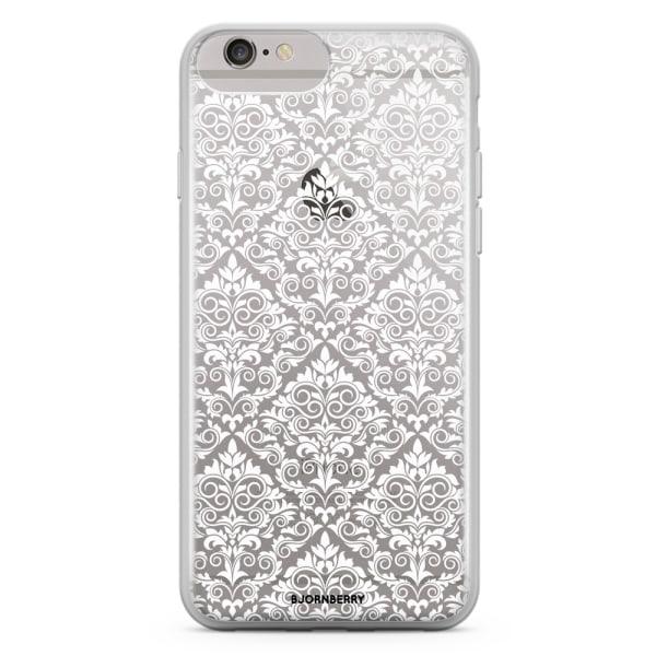 Bjornberry Skal Hybrid iPhone 6/6s Plus - Damask