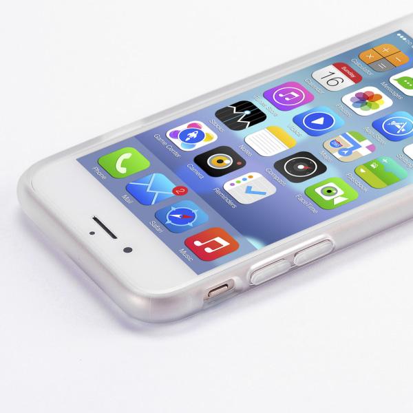 Bjornberry Skal Hybrid iPhone 6/6s Plus - Kaktus