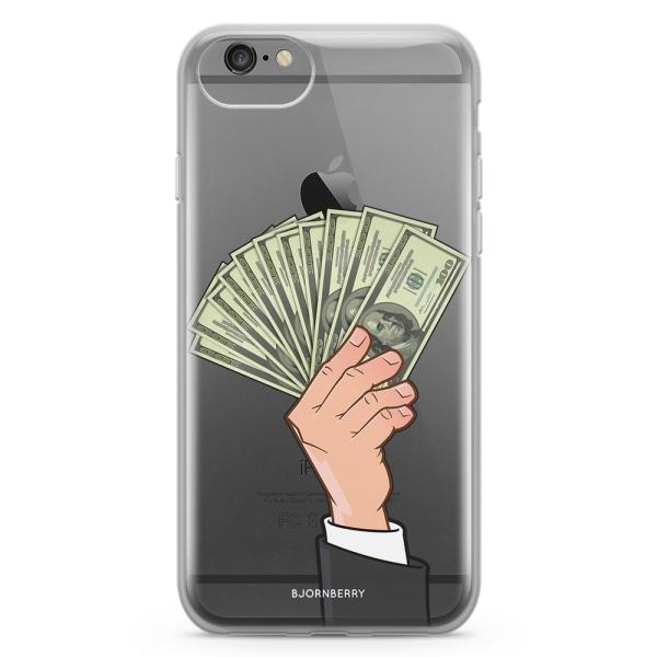 Bjornberry Skal Hybrid iPhone 6/6s - Stålar