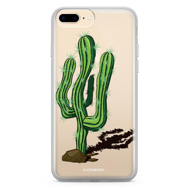 Bjornberry Skal Hybrid iPhone 7 Plus - Kaktus