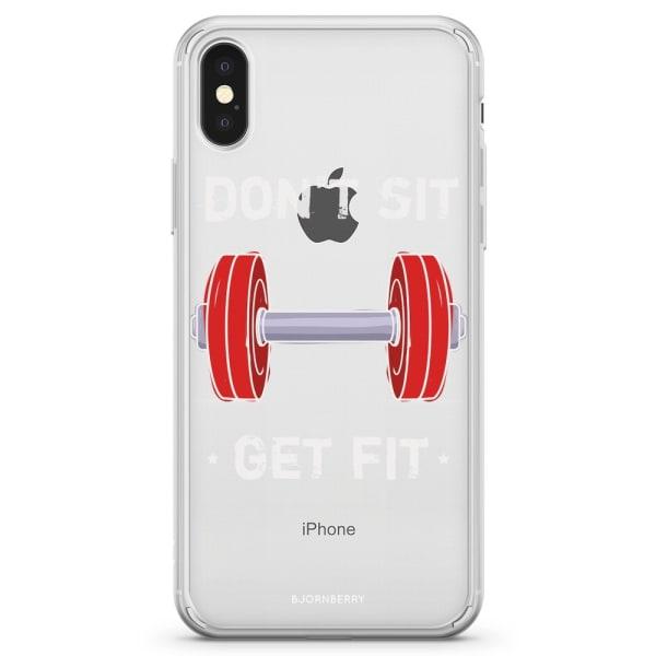 Bjornberry Skal Hybrid iPhone X / XS - Get Fit