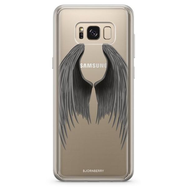 Bjornberry Skal Hybrid Samsung Galaxy S8 - Ängelvingar