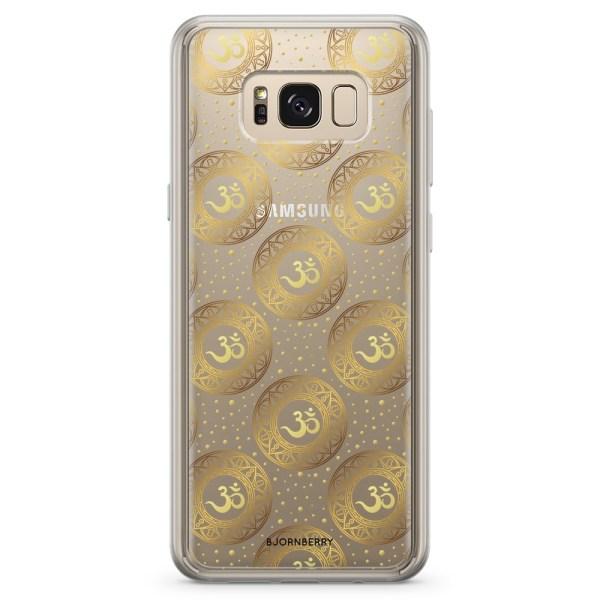 Bjornberry Skal Hybrid Samsung Galaxy S8 - Aum Mönster
