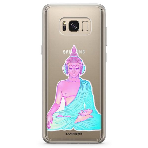 Bjornberry Skal Hybrid Samsung Galaxy S8+ - Buddha