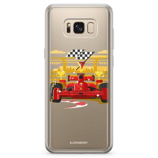 Bjornberry Skal Hybrid Samsung Galaxy S8 - F1 Bil