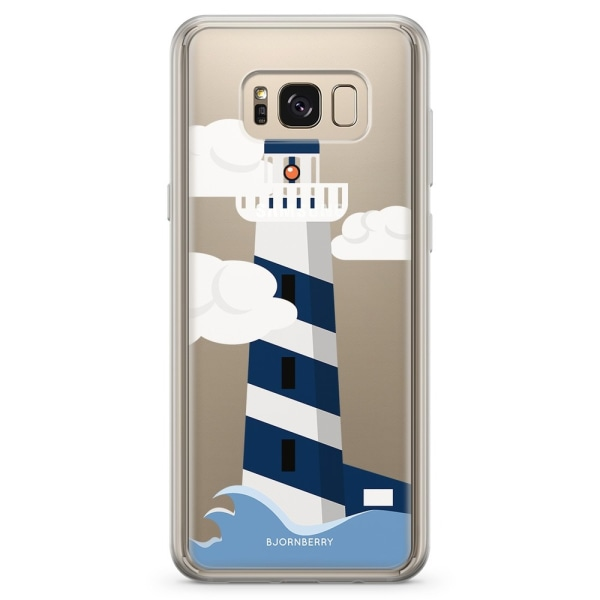 Bjornberry Skal Hybrid Samsung Galaxy S8+ - Fyr