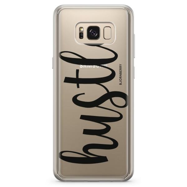 Bjornberry Skal Hybrid Samsung Galaxy S8+ - Hustle Svart