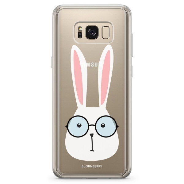 Bjornberry Skal Hybrid Samsung Galaxy S8+ - Kanin
