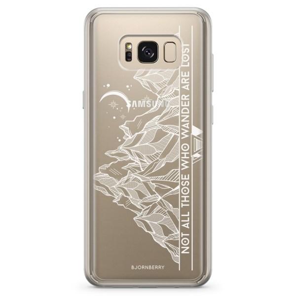Bjornberry Skal Hybrid Samsung Galaxy S8+ - Nomad