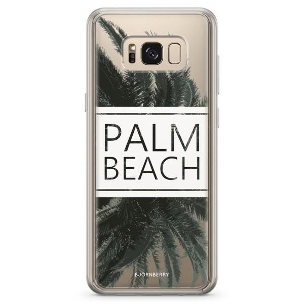 Bjornberry Skal Hybrid Samsung Galaxy S8 - Palm Beach