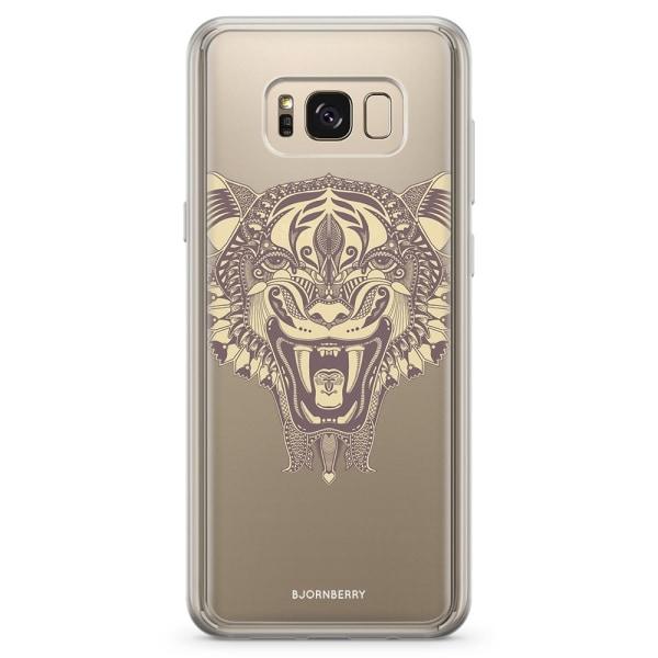 Bjornberry Skal Hybrid Samsung Galaxy S8+ - Panter Mandala