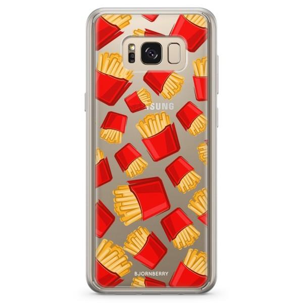 Bjornberry Skal Hybrid Samsung Galaxy S8+ - Pommes Frites