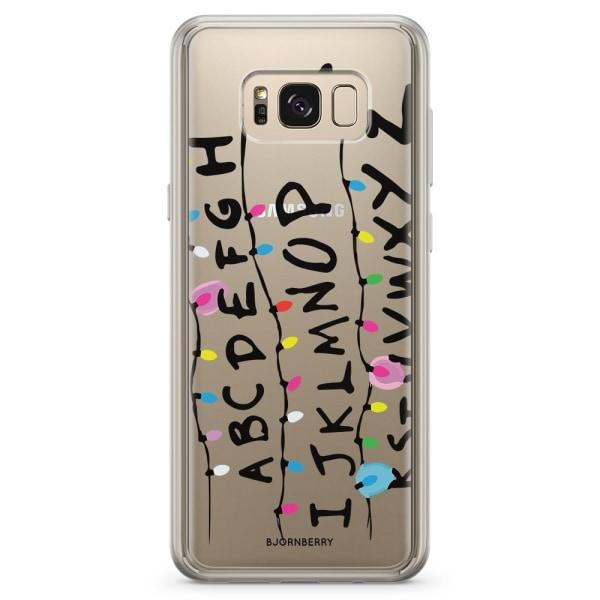 Bjornberry Skal Hybrid Samsung Galaxy S8 - Run Stranger