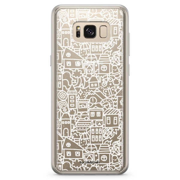 Bjornberry Skal Hybrid Samsung Galaxy S8+ - Stadsliv