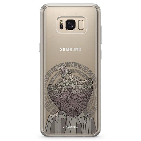 Bjornberry Skal Hybrid Samsung Galaxy S8+ - Vulture
